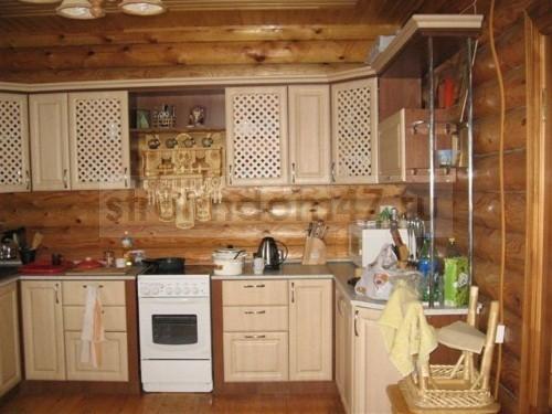 пристройка под кухню