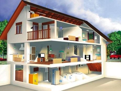 перепланировка дома