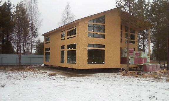 готовый дом Фаворит