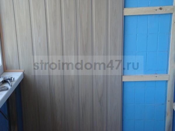 отделка стеновыми панелями