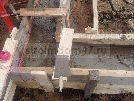доставка бетона в миксере